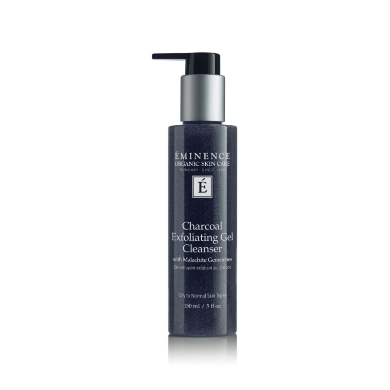 Charcoal Gel Exfoliating Cleanser Charcoal Exfoliating Gel Cleanser Eminence Organic Skincare