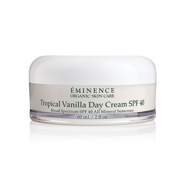 Eminence Organics Tropical Vanilla Moisturizer SPF40 2oz