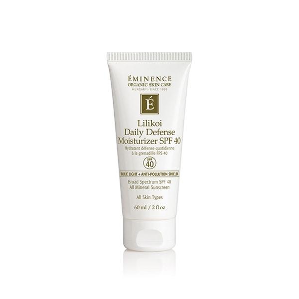 eminence organics lilikoi moisturizer spf40 2 oz Lilikoi Daily Defense Moisturiser SPF 40 Eminence Organic Skincare